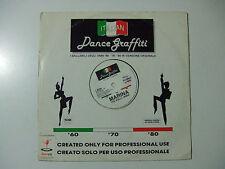 """The Wolly – Marina - (The Wolly Remix) - Disco Mix 12"""" Vinile ITALIA ItaloDance"""