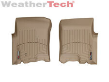 WeatherTech® Floor Mats FloorLiner - Ford F-150 SuperCrew - 2000-2003 - Tan