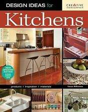 Susan Hillstrom - Design Ideas For Kitchens (2011) - Used - Trade Paper (Pa