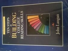 Ten Steps to Building College Reading Skills by John Langan (1998, Paperback)