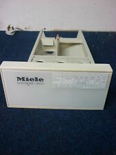 Genuine Miele W820 washing machine soap drawer- used