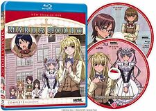 Maria Holic . The Complete Series Collection . Anime . 2 Blu-ray . NEU