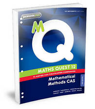 Maths Quest 12 Mathematical Methods CAS 2E TI-Nspire Calculator Companion ew, fr