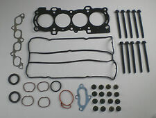 HEAD GASKET SET BOLTS FITS FOCUS C MAX 1.6 HWDA 100 BHP 2003-07 VRS FORD C-MAX