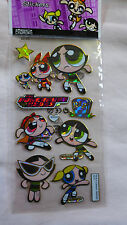Powerpuff Girls Stickers Retro Glasses Gravestone Cartoon Network