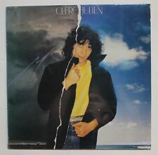 JULIEN CLERC Clerc Julien LP Pathe Marconi EMI 2C070-14862 FR 1980 M SEALED 3B
