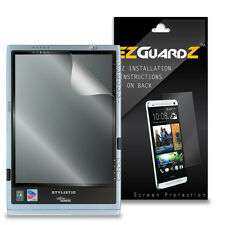 3X EZguardz LCD Screen Protector Skin Cover HD 3X For Fujitsu Stylistic ST5112