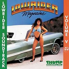 Lowrider Soundtrack, Vol. 5 by Various Artists (CD, Nov-1994, Thump Records)