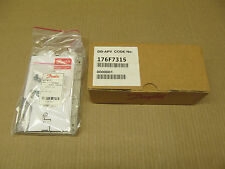 1 NIB DANFOSS 176F7315 DD-APV DIN RAIL ADAPTER