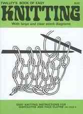 Twilleys Book Of Easy Knitting (Booklet)