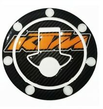 KTM DUKE 125 200 390 Customize Tank Cap Sticker or Fuel Cap Pad Protector