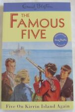 Enid Blyton THE FAMOUS FIVE #6 Five On Kirrin Island Again sc 2009