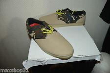 CHAUSSURE BASKET  QUIKSILVER CAMO TAILLE 42 /UK 8 SHOES/ZAPATOS/TENNIS NEUF