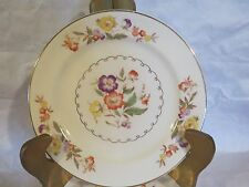 "8 Paden City Pottery Buttercup  6 1/2"" Bread Plates"