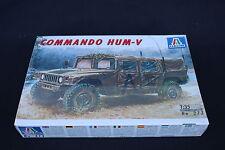 XZ101 ITALERI 1/35 maquette voiture 273 commando HUM- V hum Us
