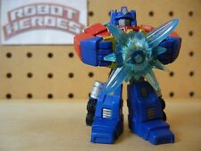 Transformers Robot Heroes OPTIMUS PRIME (Holding Energon Matrix) G1 from Wave 2