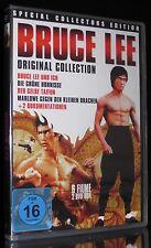 DVD BRUCE LEE - SPECIAL EDITION - 6 FILME - GELBE TAIFUN + GRÜNE HORNISSE * NEU