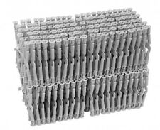 600 Pack Plasterboard Cavity Wall Plugs Heavy Duty Raw Rawl Fixings FREE POST