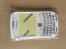 NEW - Blackberry Curve 8520 Housing Fascia 4 PCS - Tools - Black/Blue/Pink/White