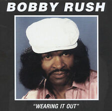 Rush, Bobby: Wearing It Out  Audio Cassette