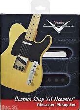 NEW set FENDER USA TELECASTER 0992109000 NOCASTER '51 pour guitare telecaster