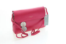 Radley  Millbank Pink Leather Bag With Detachable Strap BNWT Comes With Dust Bag