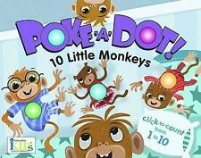 Travis King - Poke A Dot Ten Little Monkeys (2009) - New - Trade Cloth (Har