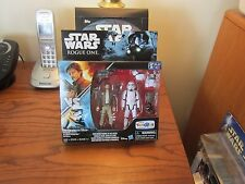 """STAR WARS """"TOY'S R US ROGUE ONE"""" 2016(CAPT. CASSIAN ANDOR & STORMTROOPER 2-PACK)"""