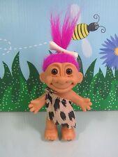 """CAVEMAN- 5"""" Russ Troll Doll - NEW STORE STOCK w/FLAWS"""