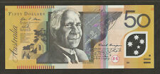 2013 Australia $50 Dollar Uncirculated P60L
