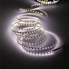 5mm Width 3014 LED Strip 5M 600 SMD Flex Light Cool White Non-Waterproof 12V #1