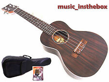 "WOODNOTE / Special 24"" Concert Rosewood Ukulele with Ivory Inlaid  Limited"