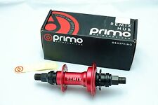 Primo BMX Re-mix male RHD rear hub 36h 9T - red New