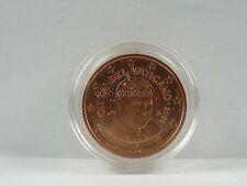 *** 5 Cent VATIKAN 2006 Benedikt XVI Kursmünze Vaticano Münze Euro Coin KMS ***