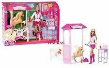 Barbie I can Be Pony Doctor Doll and Horse Playset Exclusive V2221 NEW