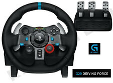 Logitech Driving Force G g29 VOLANTE & Pedali 4 PLAYSTATION ps4/ps3 & PC