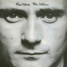 """12"""" Phil Collins (Genesis) Face Value (In The Air Tonight, I Missed Again) 80`s"""