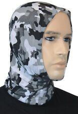 Urban Camo MULTIFUNCTION HEADGEAR - Army Schal Balaclava Scarf Bandana Snood