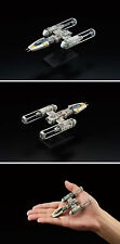 Bandai STAR WARS New Palm-Sized Vehicle Model Y-WING STARFIGHTER from Japan