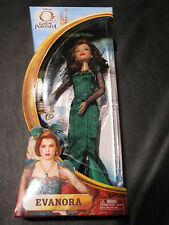 NEW Oz the Great and Powerful Evanora Doll w/ Charm Wizard of Oz