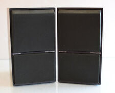 Pair of B&O Bang & Olufsen BEOVOX C30 Speakers, Includes 2 PIN DIN Connectors!