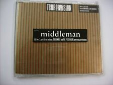 TERRORVISION - MIDDLEMAN (CD2) - CD SINGLE EXCELLENT CONDITION