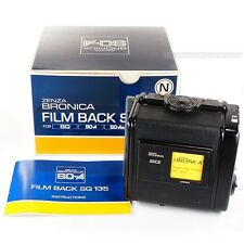 Zenza BRONICA SQ 135 N FILM BACK 35mm Magazine for SQ-Ai SQ-A SQ-Am SQ-B (Boxed)
