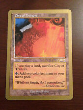 Magic the Gathering MTG CITY OF TRAITORS GB x1