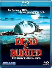 DEAD & BURIED (1981) Blue Underground -   Blu Ray - Sealed Region free for UK