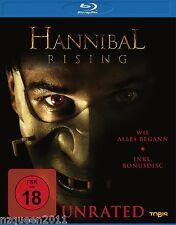 Hannibal Rising - Wie alles begann (+ DVD) [Blu-ray] UNRATED * NEU & OVP *