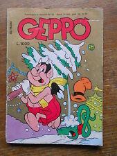 629E - GEPPO N. 135 1985 EDIZIONI METRO