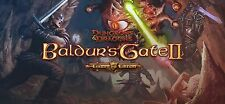 BALDUR'S GATE 2 II ENHANCED EDITION [PC] STEAM key