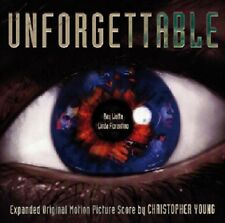 UNFORGETTABLE - COMPLETE SCORE - LIMITED 2000 - CHRISTOPHER YOUNG