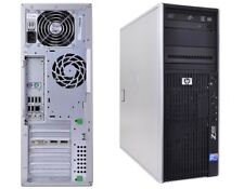 HP Z400 WORKSTATION XEON QUAD CORE 3.46GHZ 24GB RAM  QUADRO 2000 3D GRAPHIC